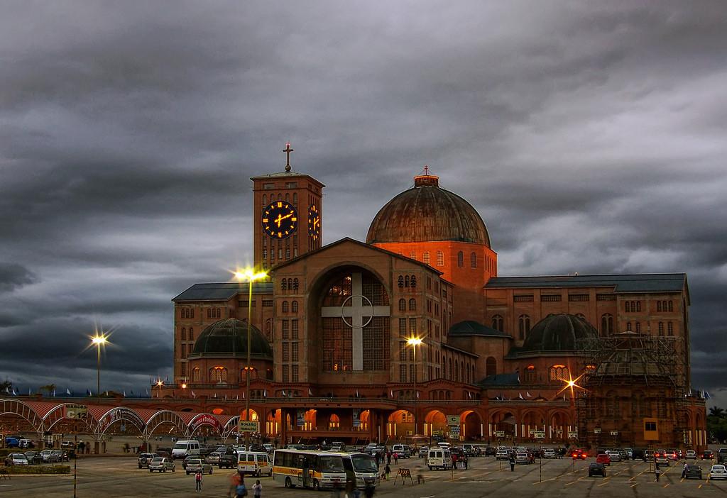 A Basílica de Nossa Senhora Aparecida (7)