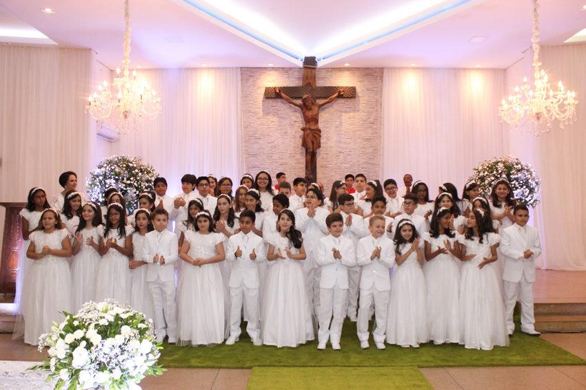 Catequese - Dinâmicas de Primeira Eucaristia (15)