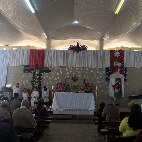 Paróquia Sagrado Coração de Jesus - Itaúna (4)